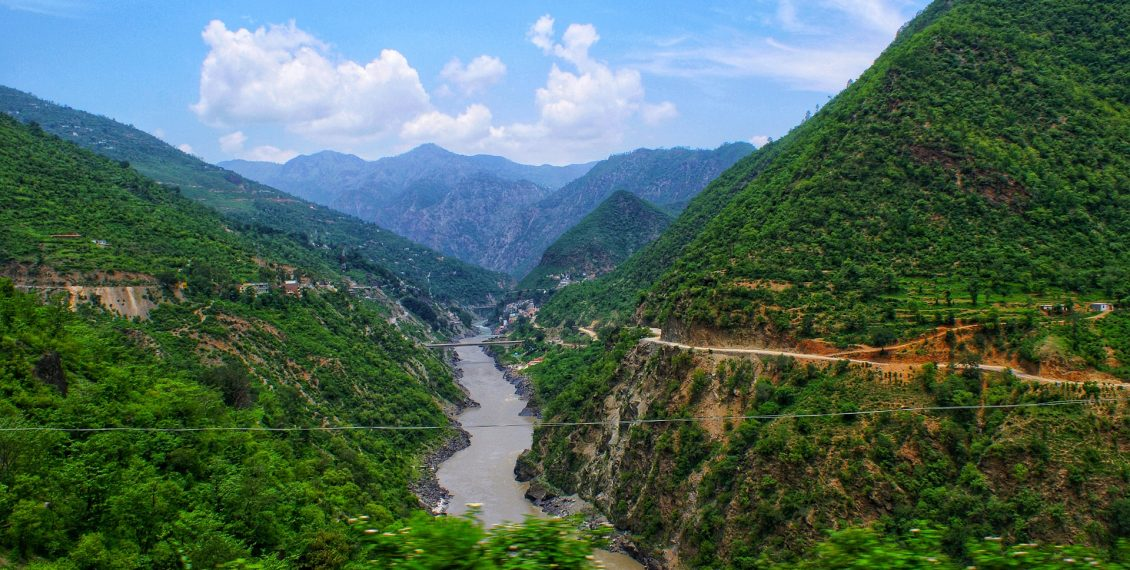 Mit dem Motorrad in den Himalaya
