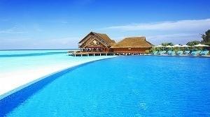 Hochzeitsreise auf die Malediven